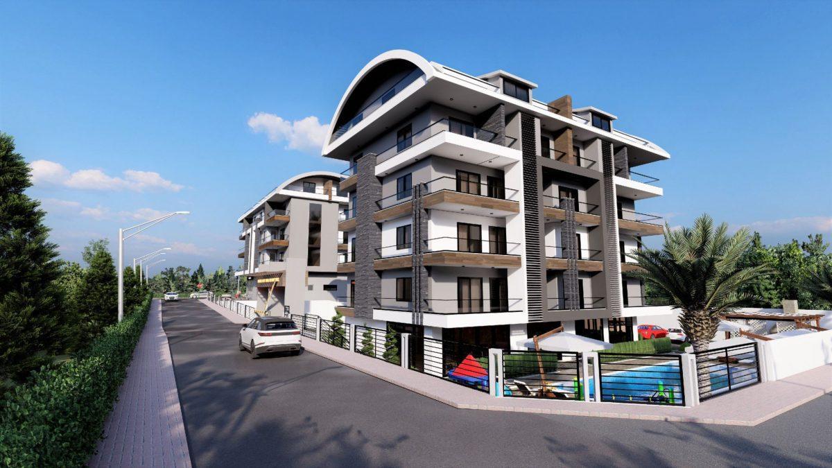 Квартиры в новом жилом комплексе Оба - Фото 1