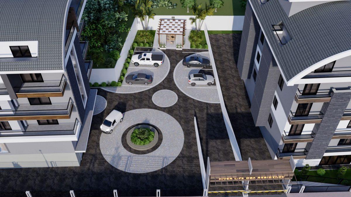 Квартиры в новом жилом комплексе Оба - Фото 4