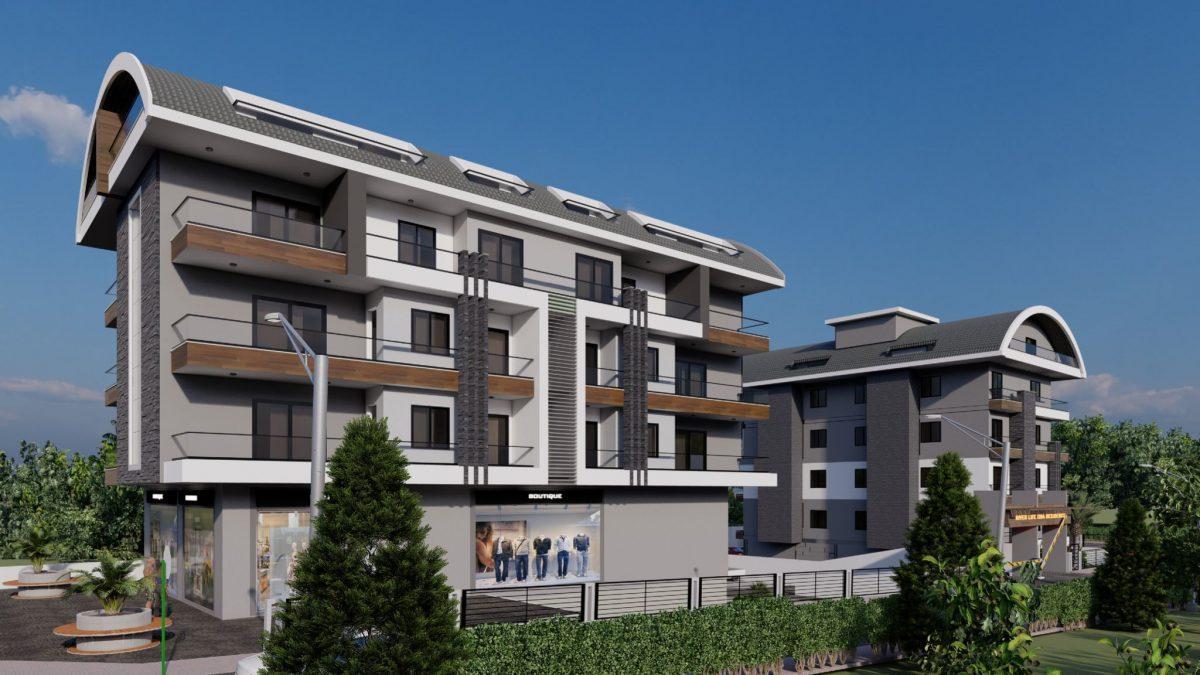 Квартиры в новом жилом комплексе Оба - Фото 5