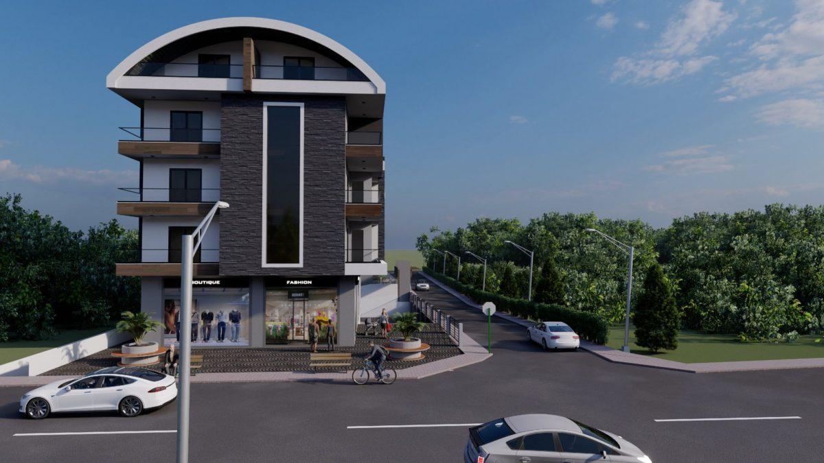 Квартиры в новом жилом комплексе Оба - Фото 6
