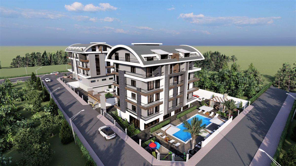 Квартиры в новом жилом комплексе Оба - Фото 7