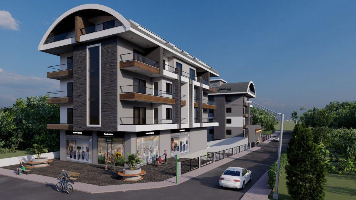 Квартиры в новом жилом комплексе Оба - Фото 8
