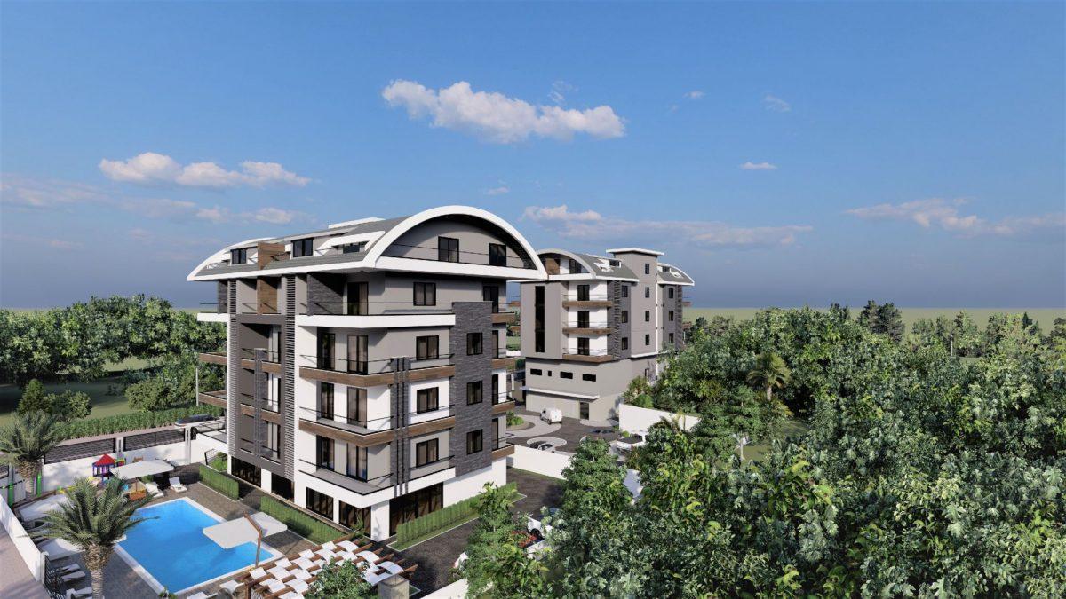 Квартиры в новом жилом комплексе Оба - Фото 9