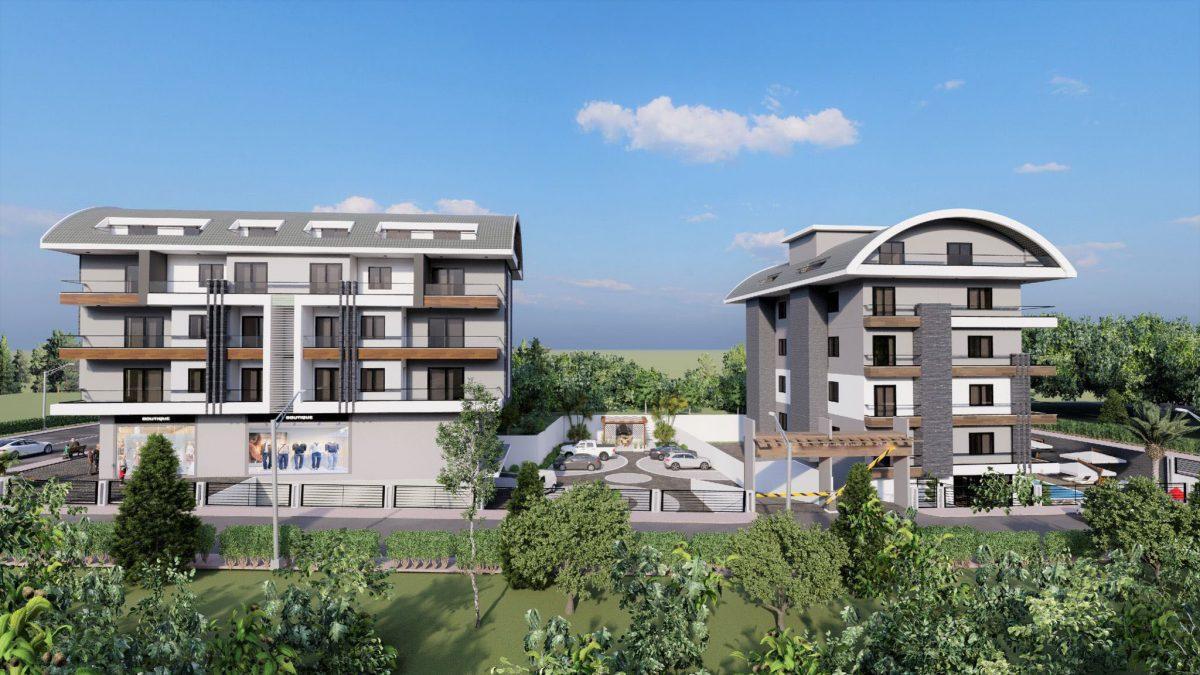 Квартиры в новом жилом комплексе Оба - Фото 10