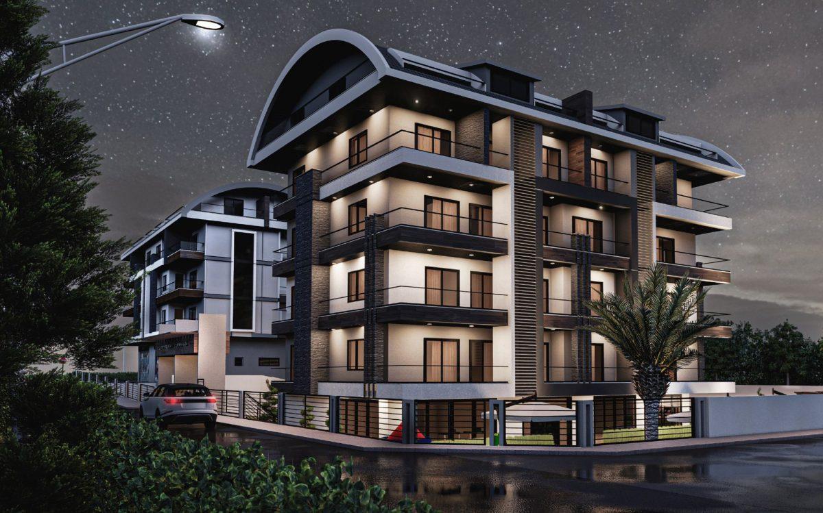 Квартиры в новом жилом комплексе Оба - Фото 11