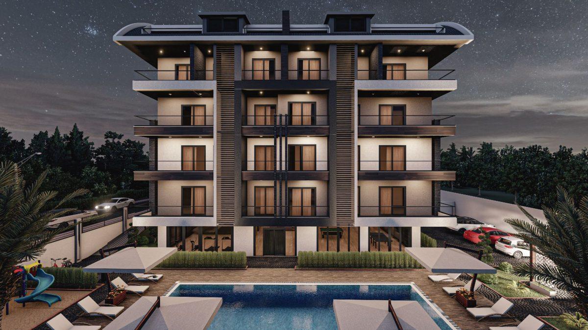 Квартиры в новом жилом комплексе Оба - Фото 13