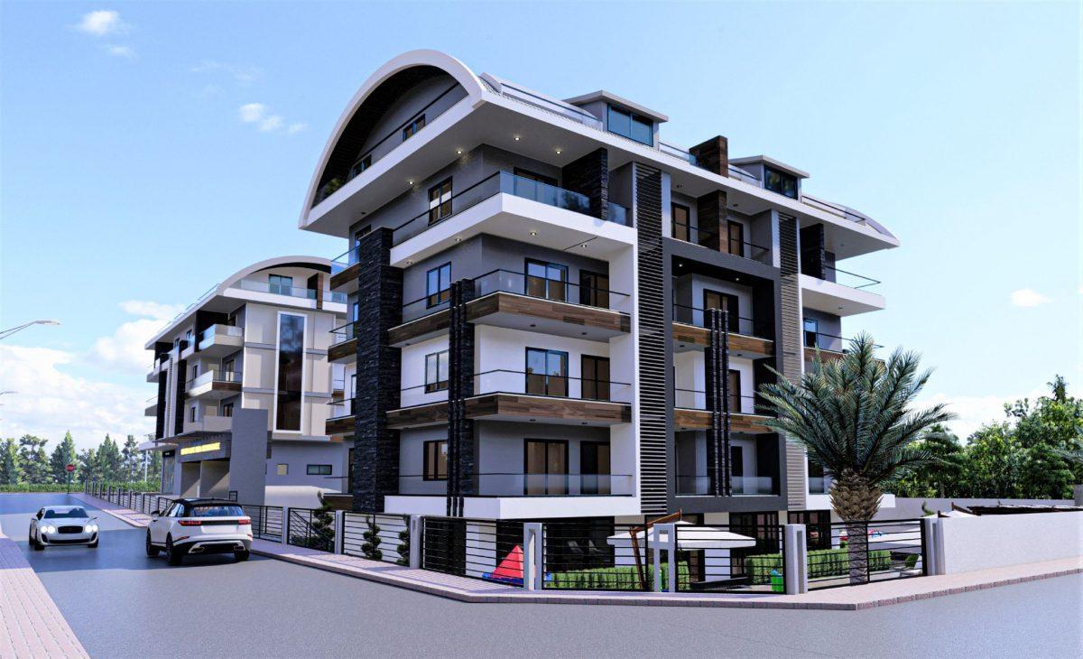 Квартиры в новом жилом комплексе Оба - Фото 14