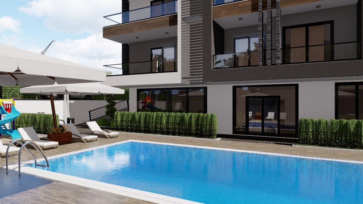 Квартиры в новом жилом комплексе Оба - Фото 15