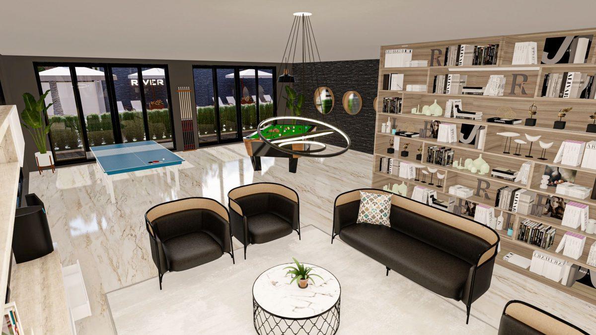 Квартиры в новом жилом комплексе Оба - Фото 16