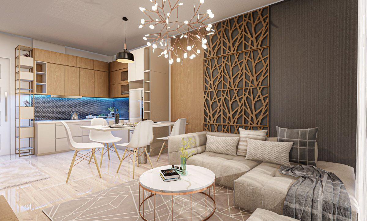 Квартиры в новом жилом комплексе Оба - Фото 21