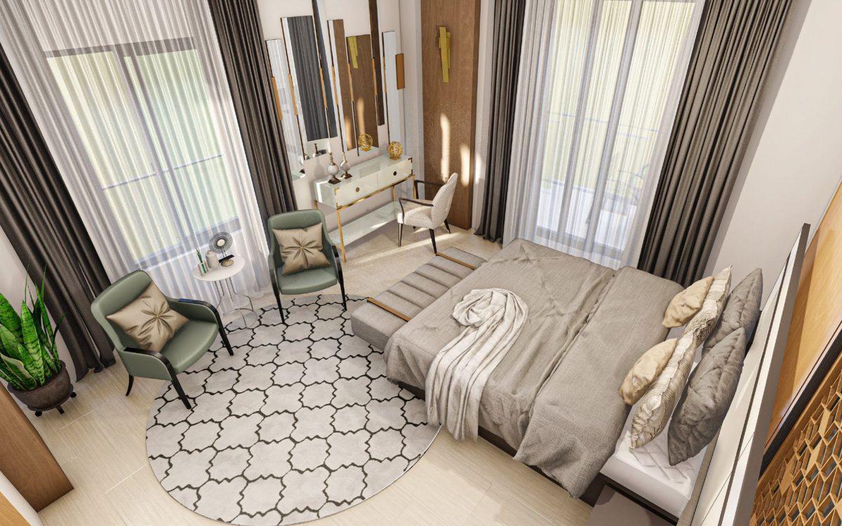 Квартиры в новом жилом комплексе Оба - Фото 22