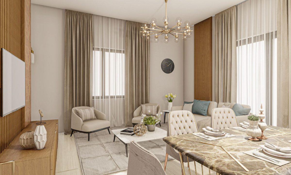 Квартиры в новом жилом комплексе Оба - Фото 29