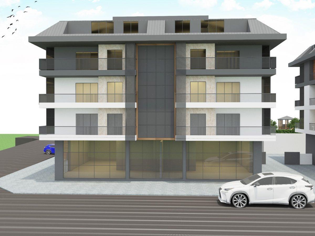 Апартаменты с отдельной кухней в новом ЖК в районе Оба - Фото 2