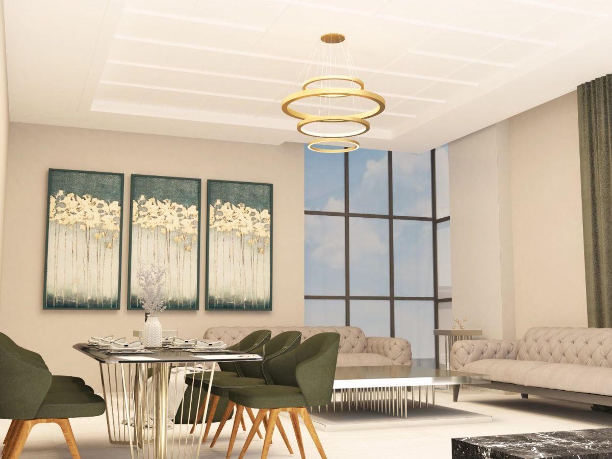 Апартаменты с отдельной кухней в новом ЖК в районе Оба - Фото 11