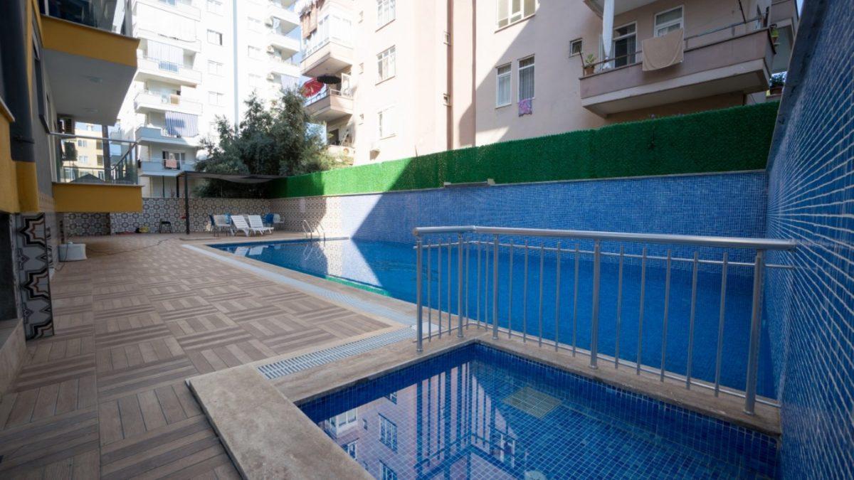 Меблированные апартаменты в новом ЖК в Махмутларе - Фото 21