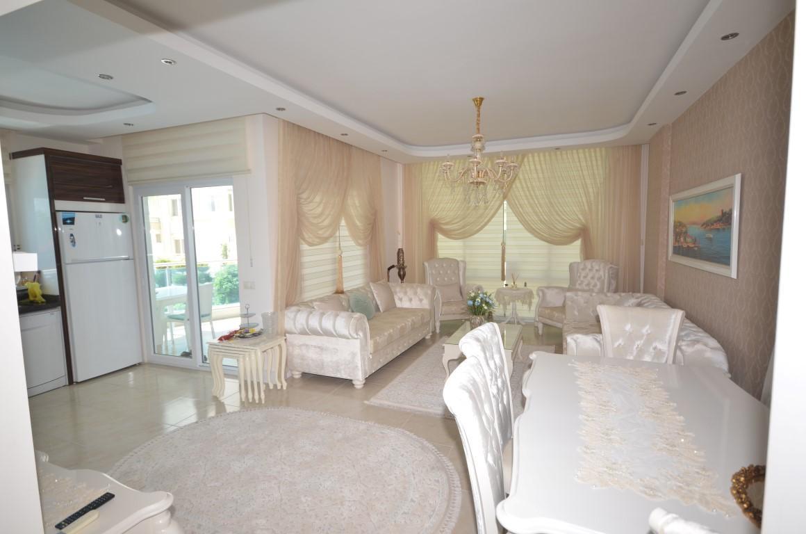 Меблированная квартира 2+1 с европейском районе Алании Махмутлар - Фото 5