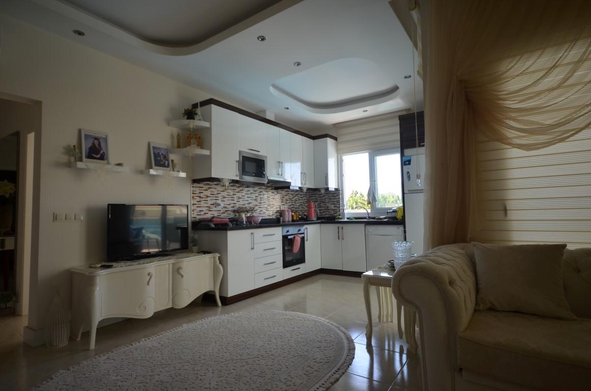 Меблированная квартира 2+1 с европейском районе Алании Махмутлар - Фото 6