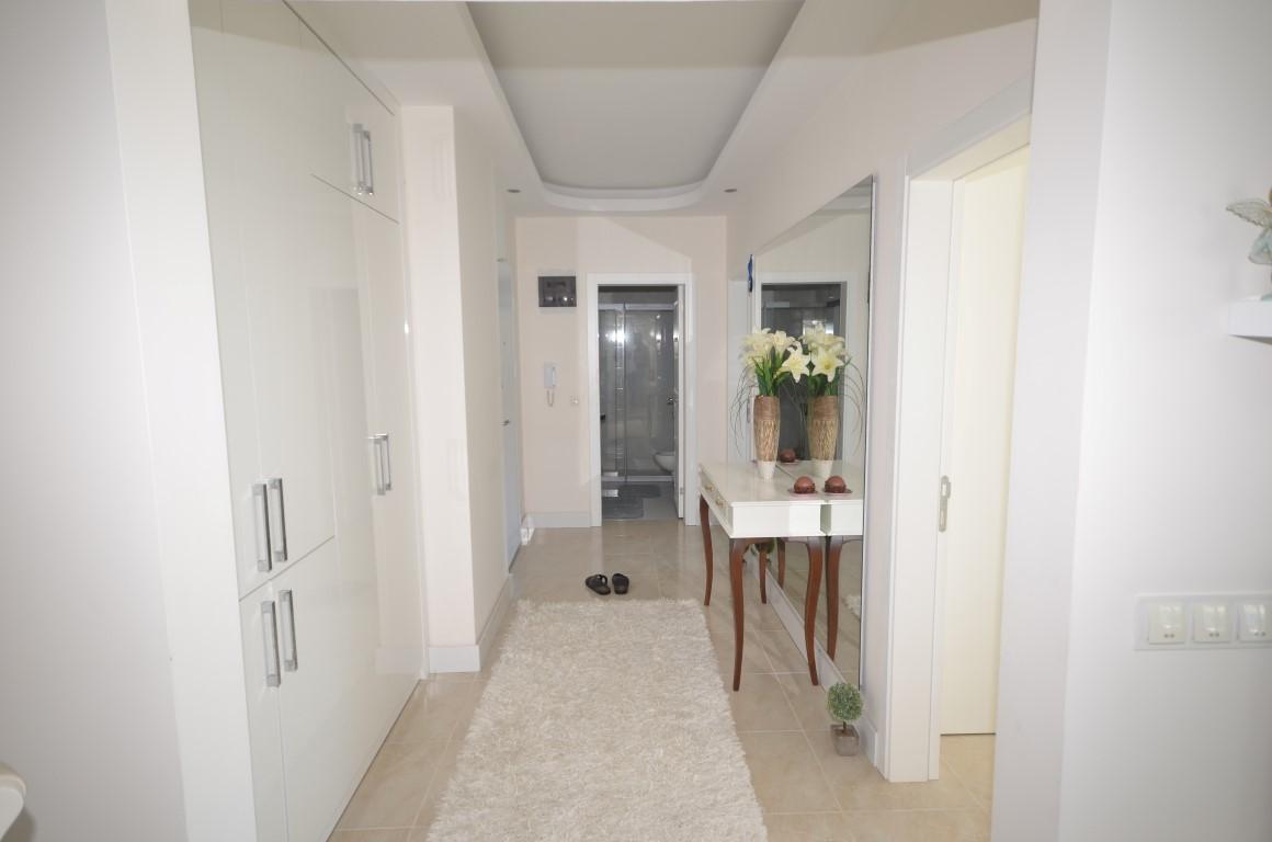 Меблированная квартира 2+1 с европейском районе Алании Махмутлар - Фото 9