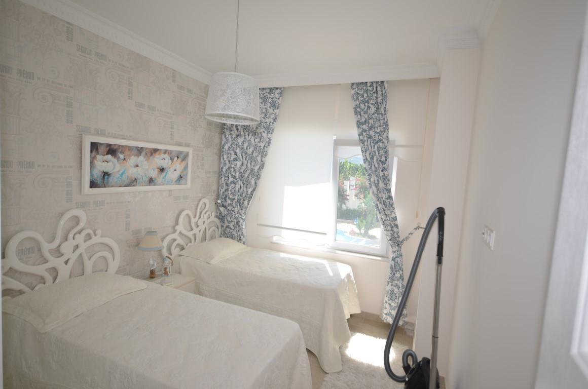 Меблированная квартира 2+1 с европейском районе Алании Махмутлар - Фото 10