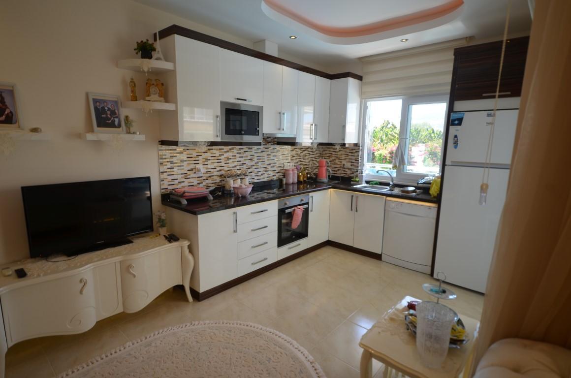 Меблированная квартира 2+1 с европейском районе Алании Махмутлар - Фото 14