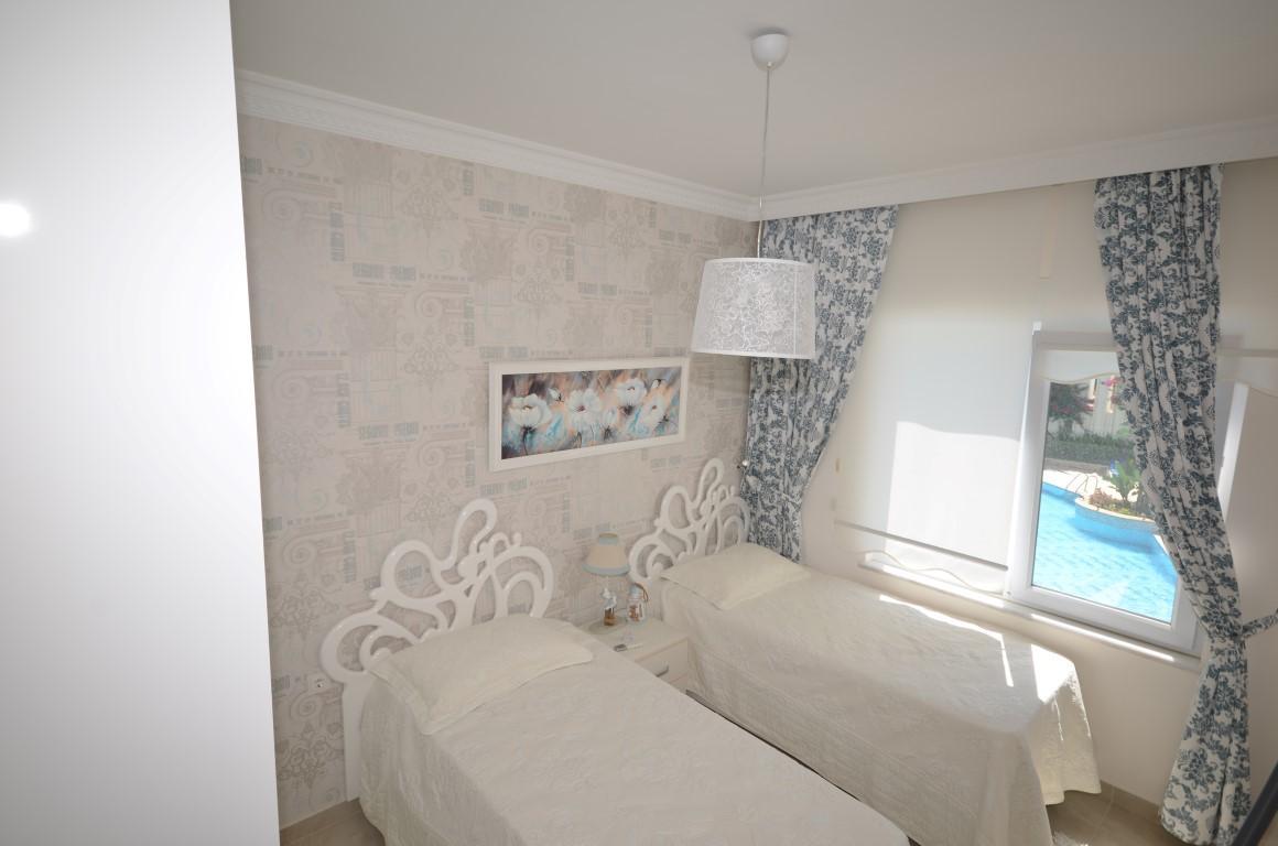 Меблированная квартира 2+1 с европейском районе Алании Махмутлар - Фото 16