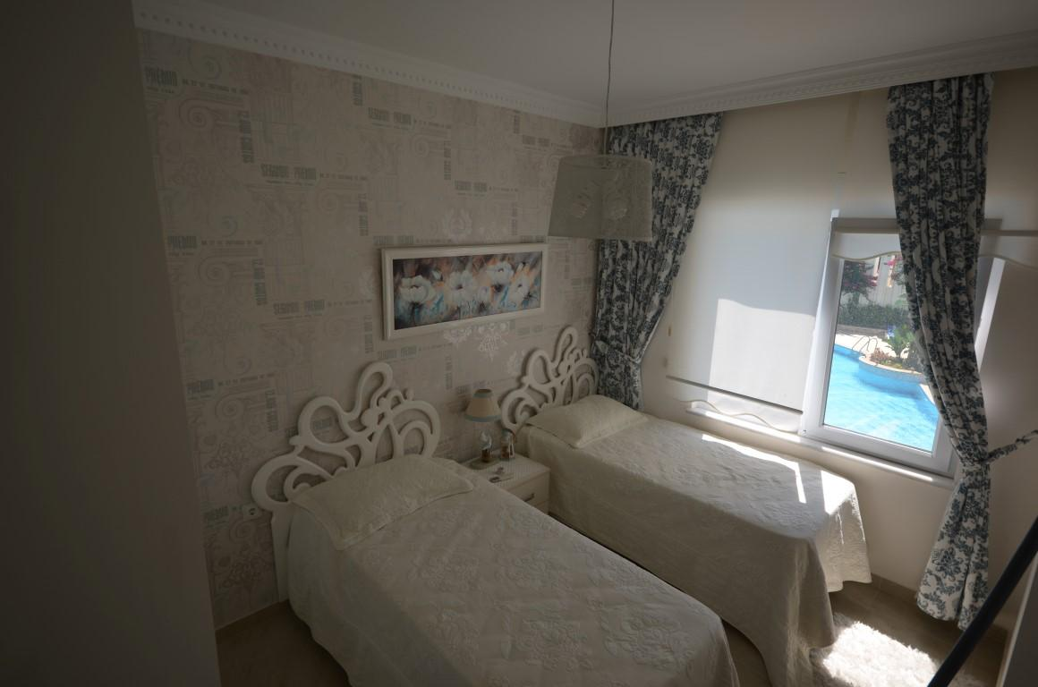 Меблированная квартира 2+1 с европейском районе Алании Махмутлар - Фото 17