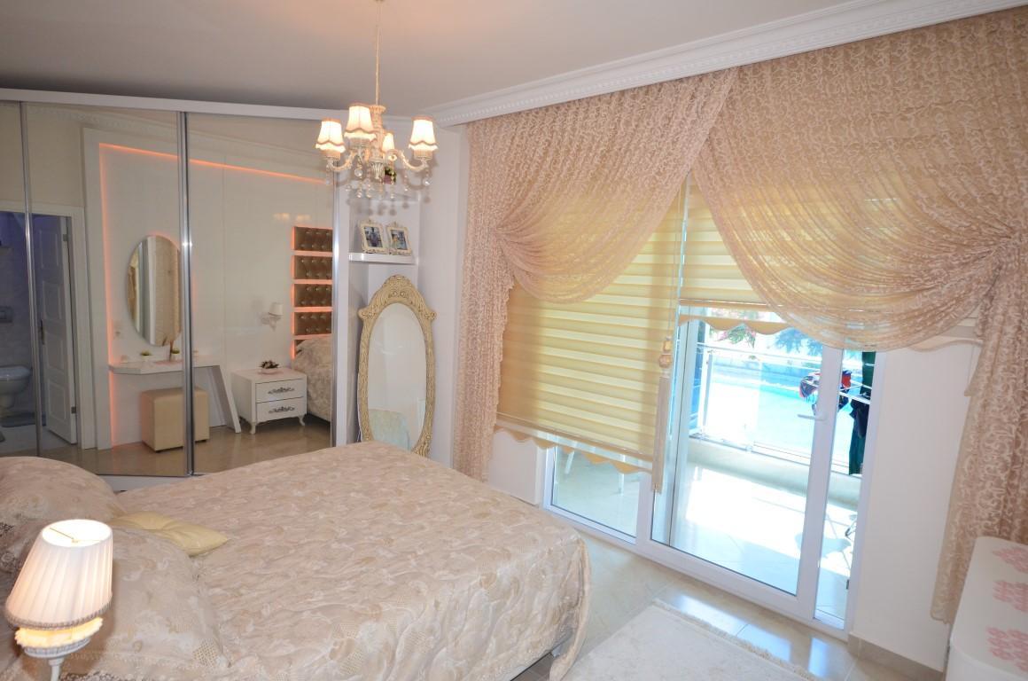 Меблированная квартира 2+1 с европейском районе Алании Махмутлар - Фото 19
