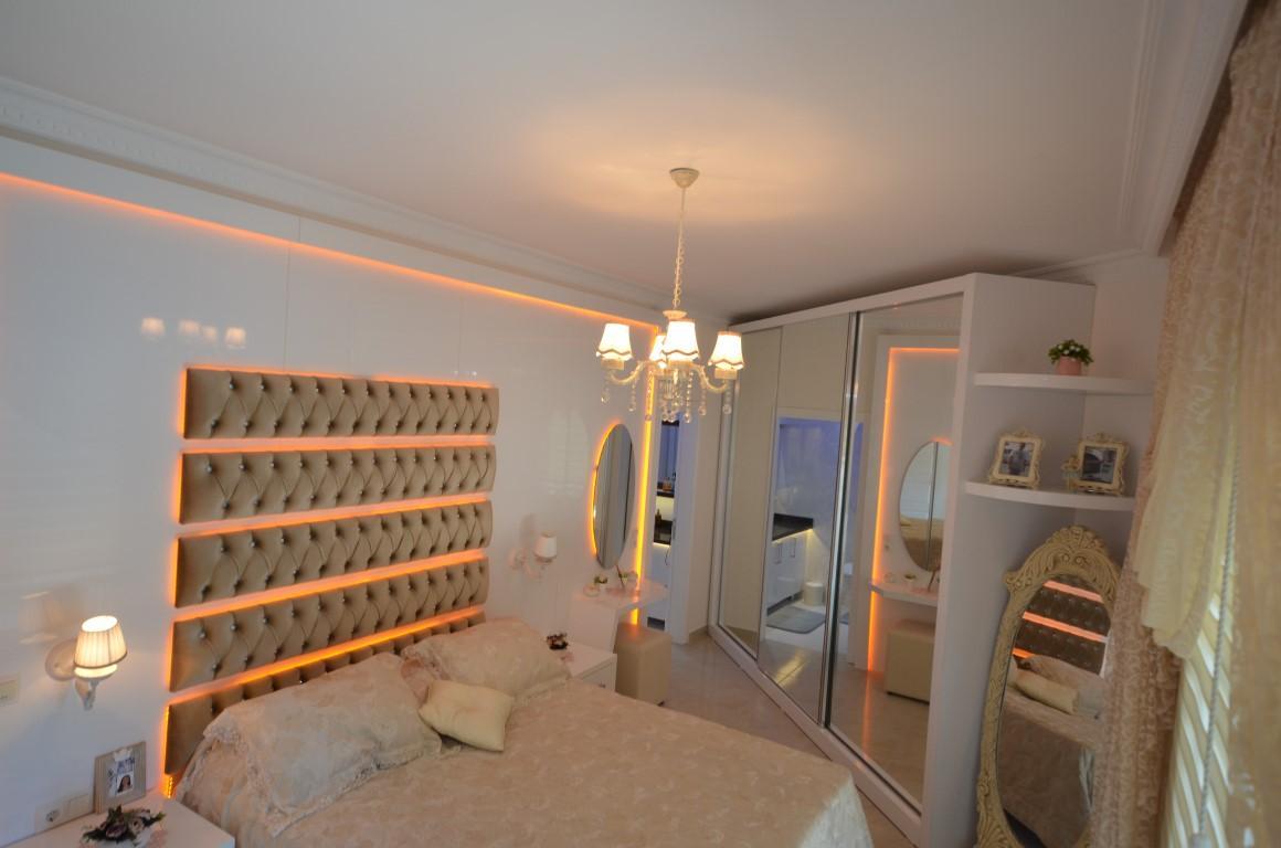 Меблированная квартира 2+1 с европейском районе Алании Махмутлар - Фото 21