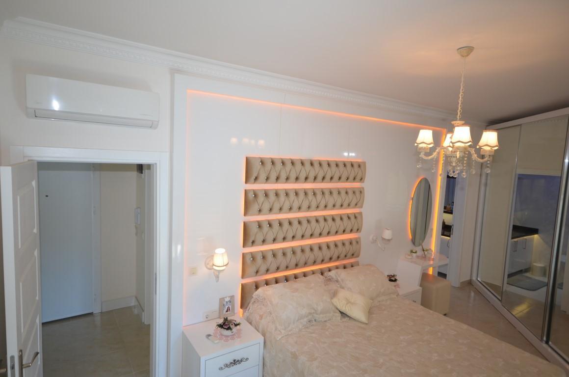 Меблированная квартира 2+1 с европейском районе Алании Махмутлар - Фото 22