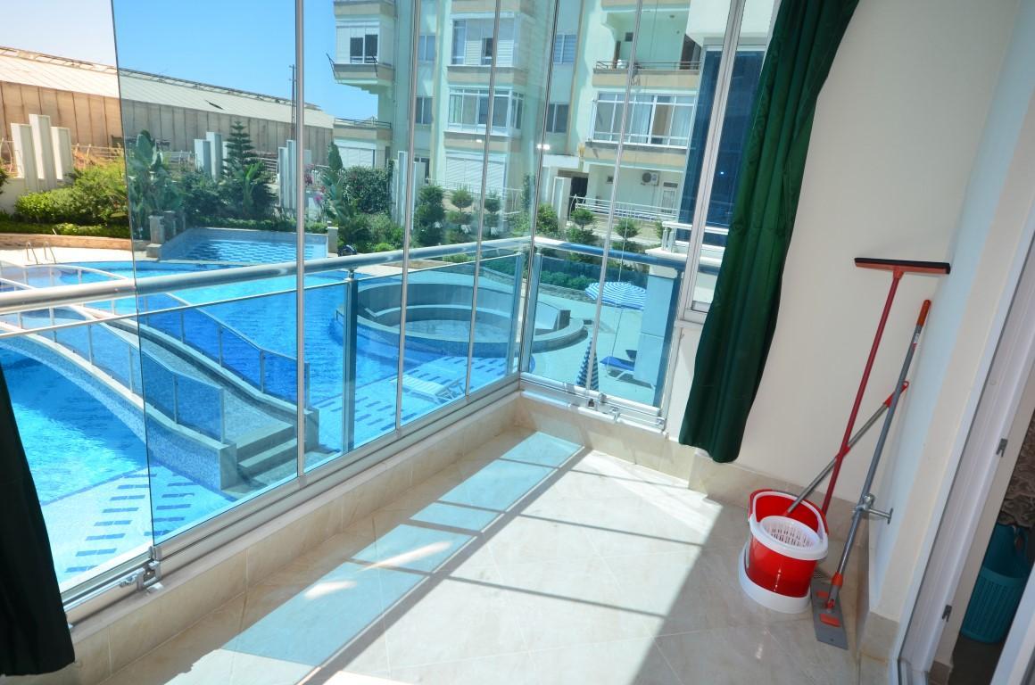 Меблированная квартира 2+1 с европейском районе Алании Махмутлар - Фото 24