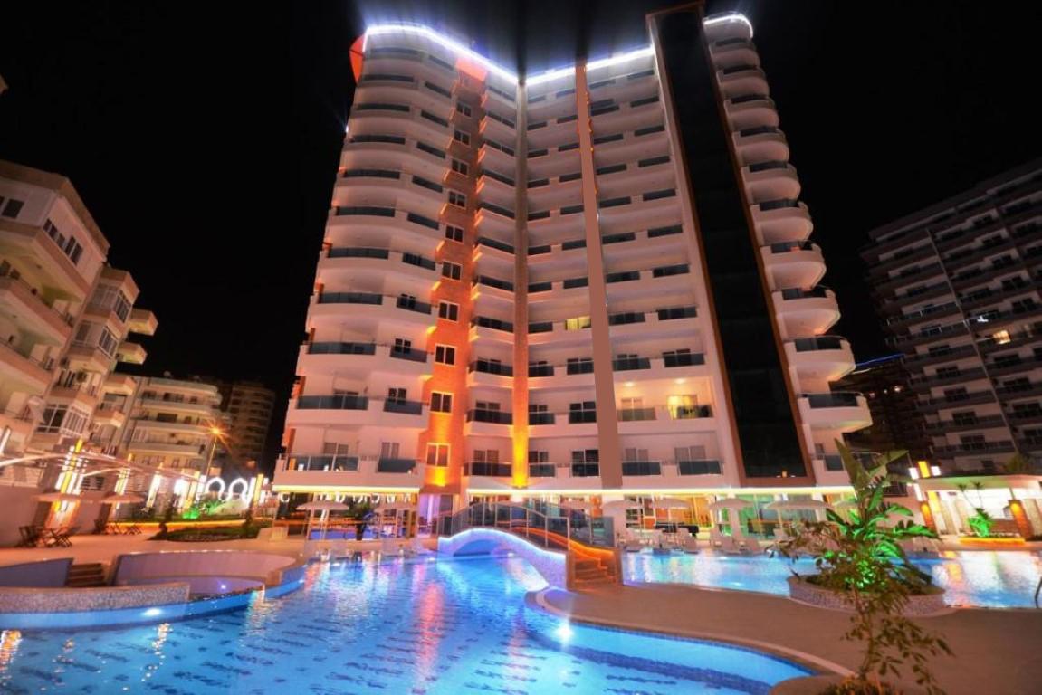 Меблированная квартира 2+1 с европейском районе Алании Махмутлар - Фото 3