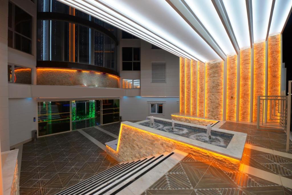 Меблированная квартира 2+1 с европейском районе Алании Махмутлар - Фото 33