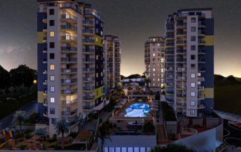 Комфортабельные апартаменты в новом жилом комплексе, с инфраструктурой отеля 5*