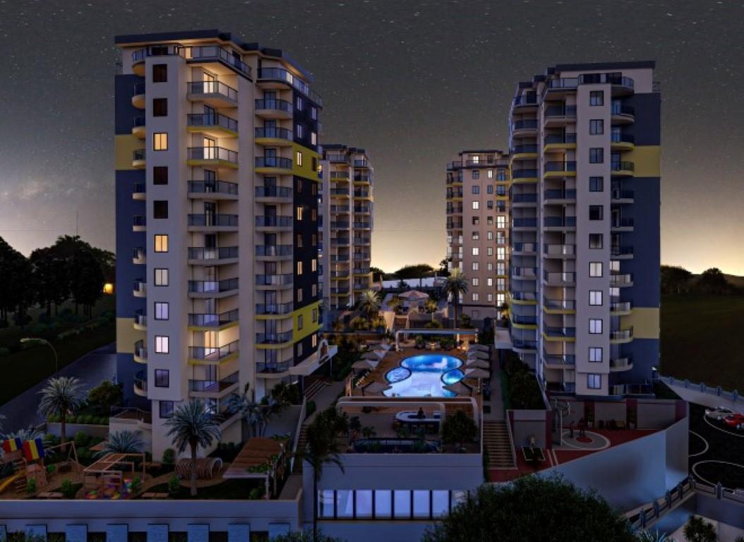Комфортабельные апартаменты в новом жилом комплексе, с инфраструктурой отеля 5* - Фото 1