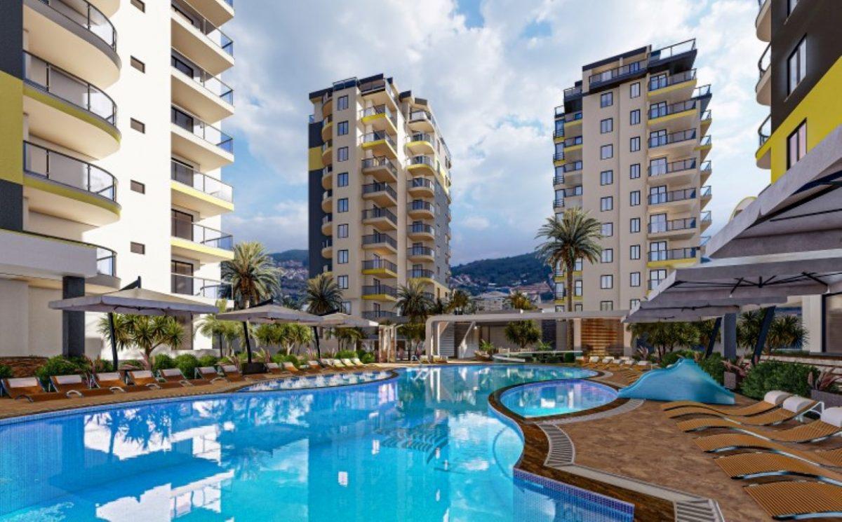 Комфортабельные апартаменты в новом жилом комплексе, с инфраструктурой отеля 5* - Фото 8