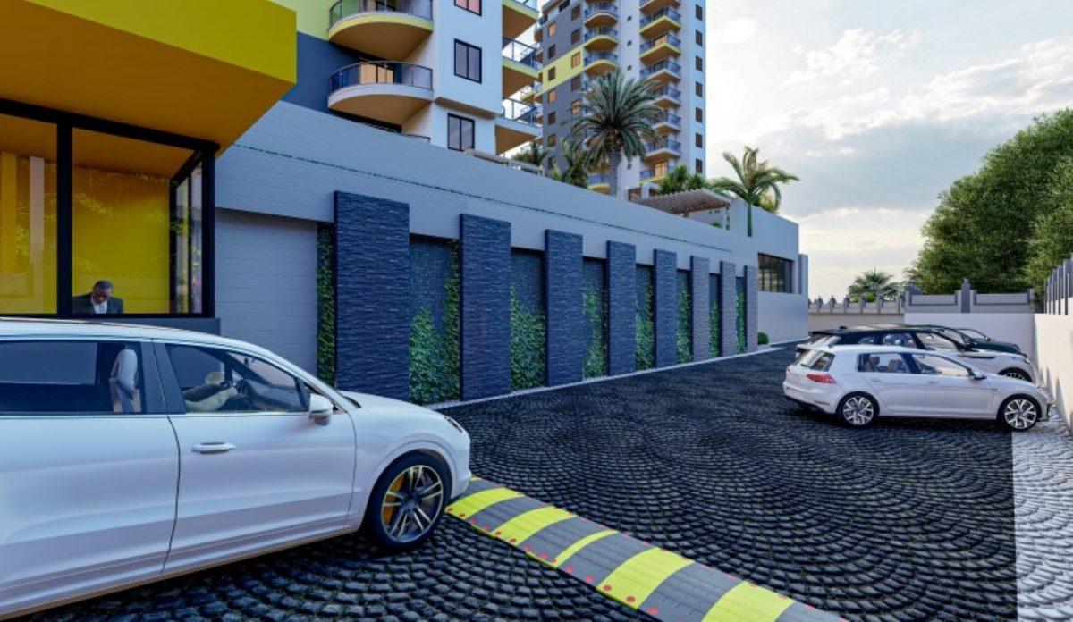 Комфортабельные апартаменты в новом жилом комплексе, с инфраструктурой отеля 5* - Фото 13
