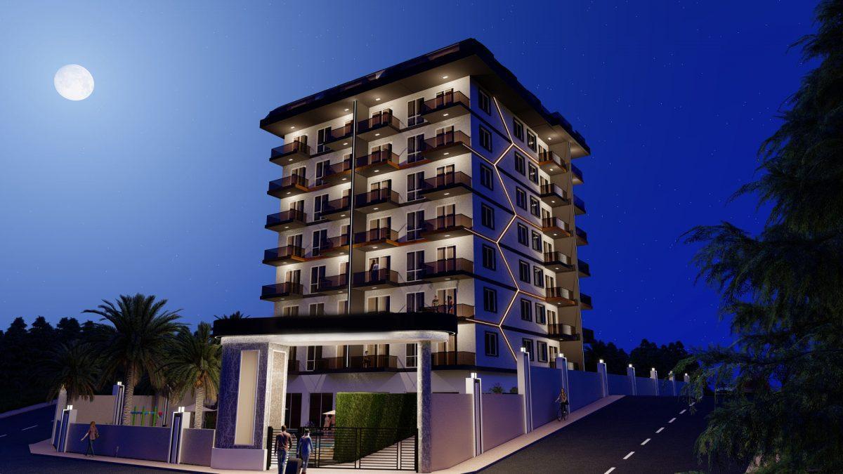 Новые квартиры по доступным ценам в районе Авсаллар - Фото 13