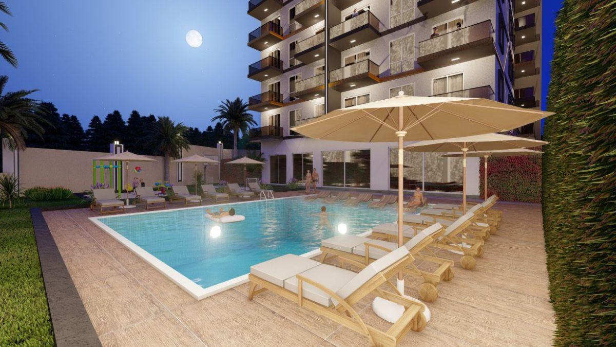 Новые квартиры по доступным ценам в районе Авсаллар - Фото 12