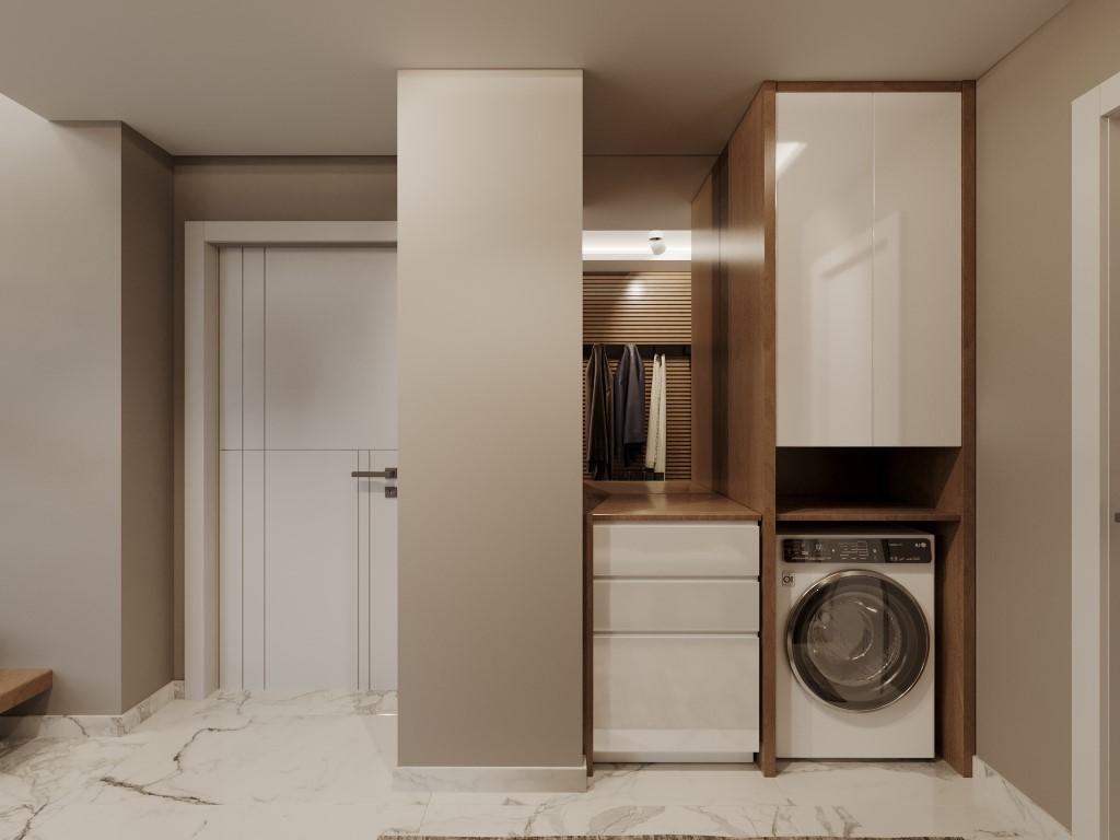 Комфортабельные апартаменты в новом жилом комплексе, с инфраструктурой отеля 5* - Фото 22