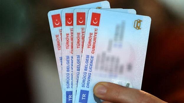 Водительское удостоверение в Турции
