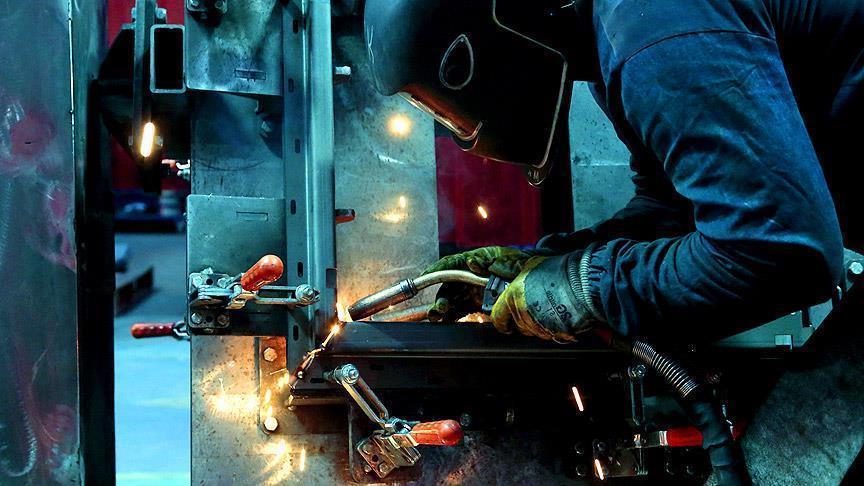 Увеличилось промышленное производство строительных материалов