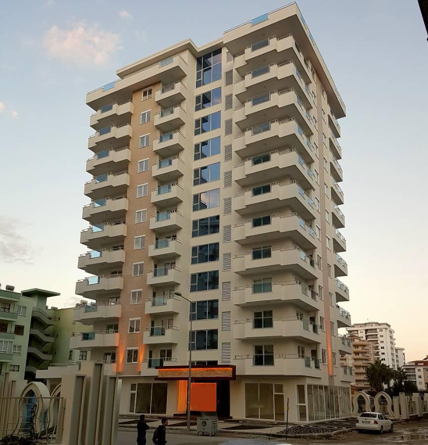 Комфортная квартира в новостройке с отдельной кухней в районе Махмулар - Фото 1