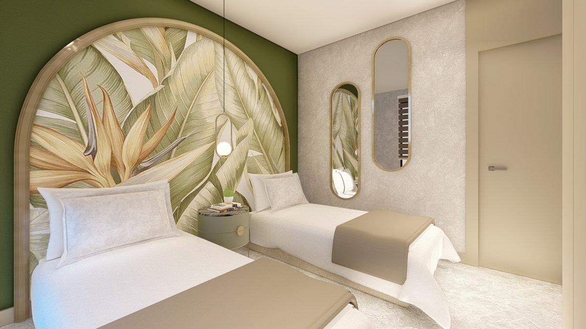 Новые апартаменты в люксовом комплексе в Кестеле - Фото 51