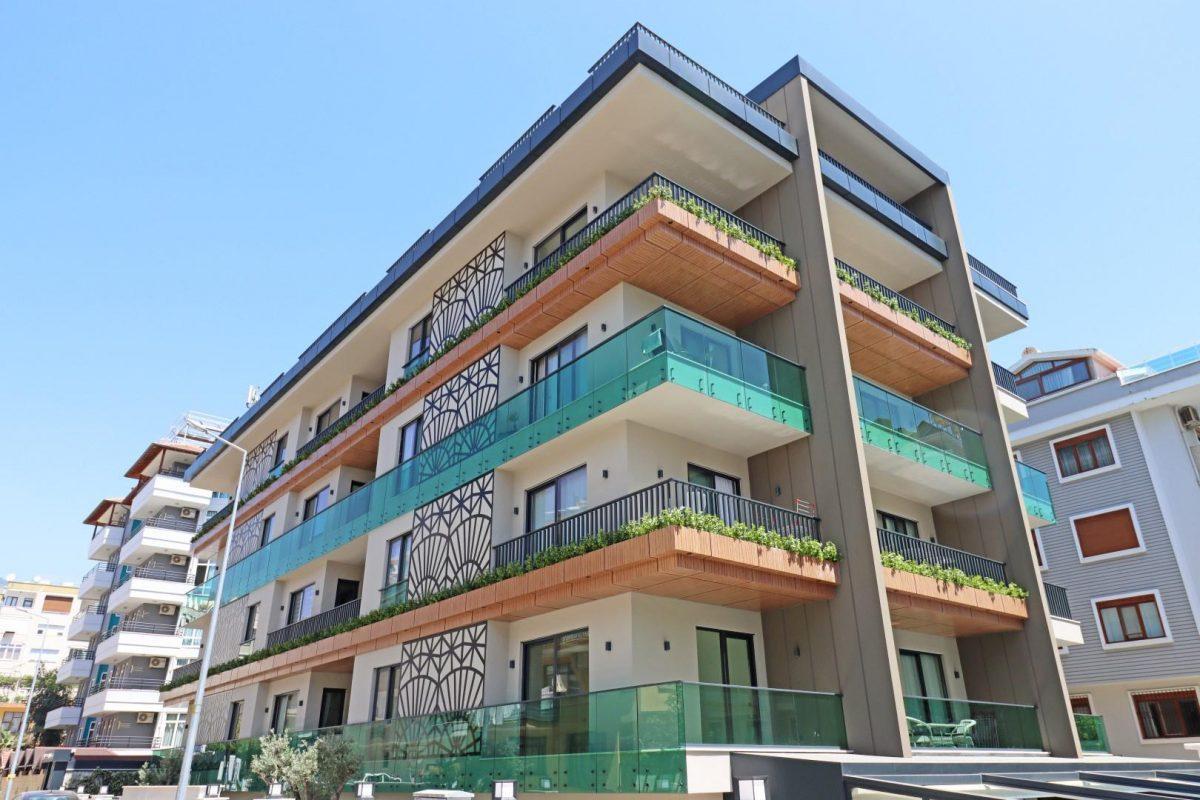Уютная квартира 1+1 в центре Алании в аренду - Фото 2