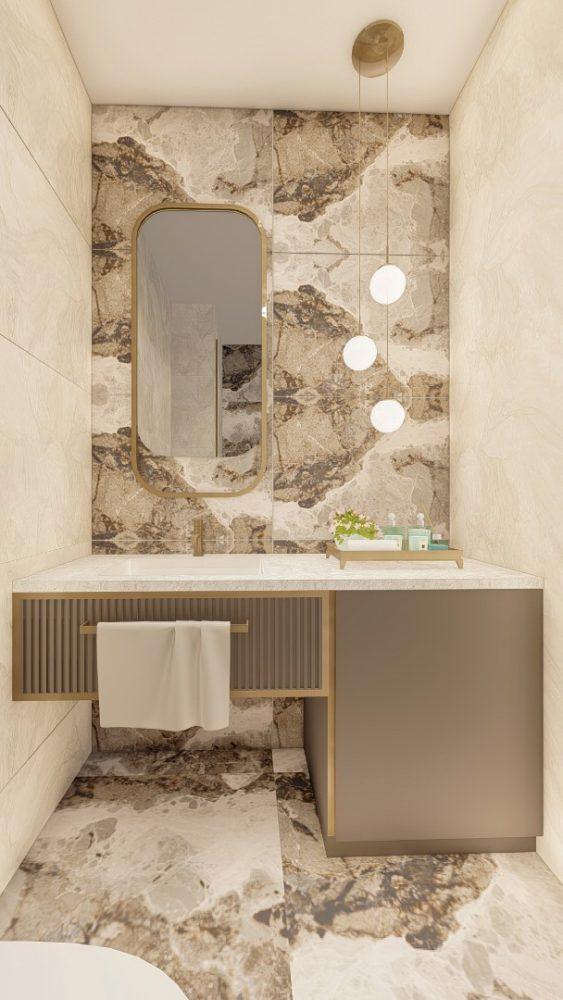 Новые апартаменты в люксовом комплексе в Кестеле - Фото 52