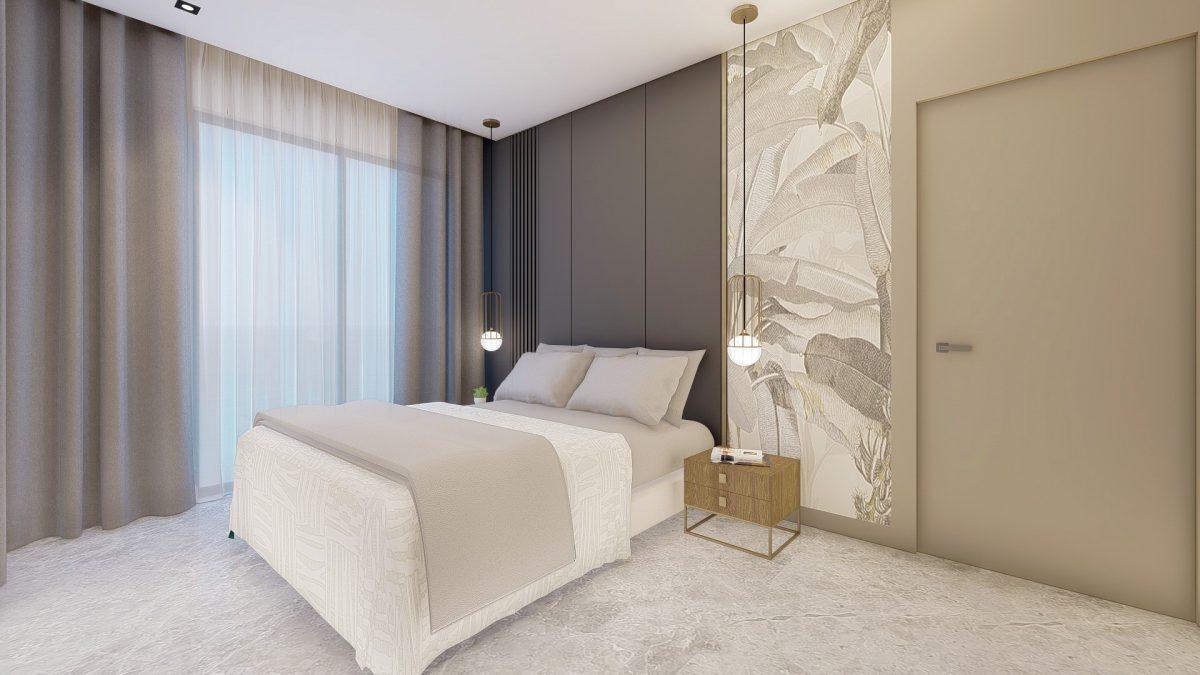 Новые апартаменты в люксовом комплексе в Кестеле - Фото 54