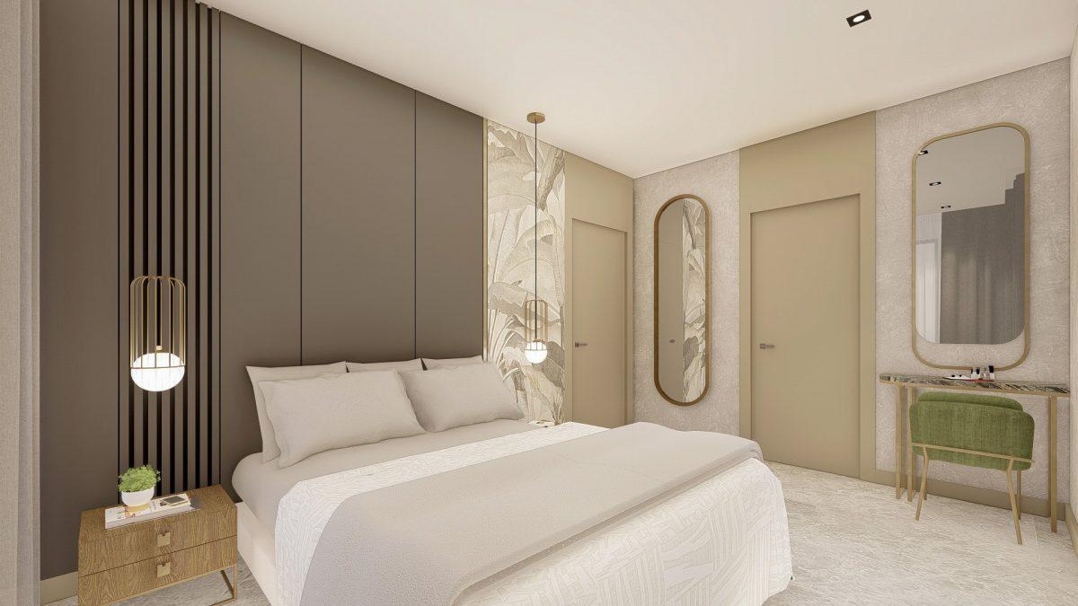 Новые апартаменты в люксовом комплексе в Кестеле - Фото 55