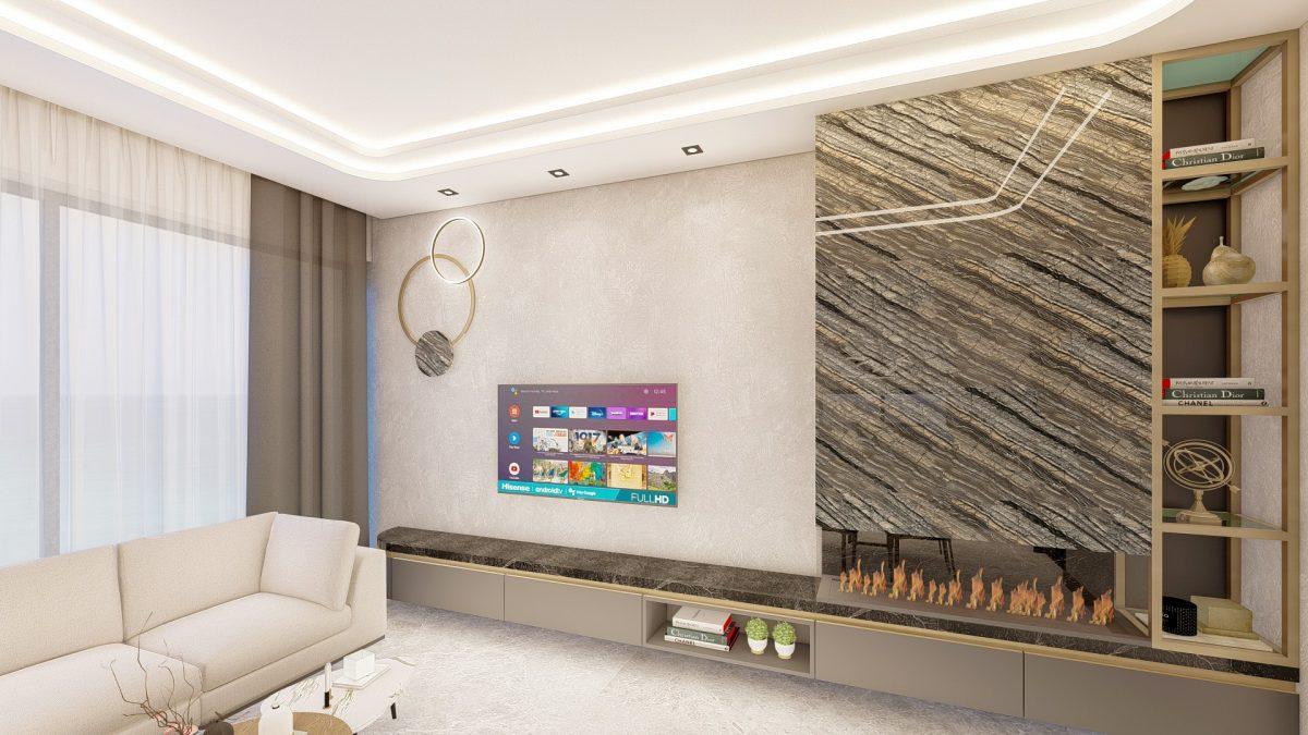 Новые апартаменты в люксовом комплексе в Кестеле - Фото 56