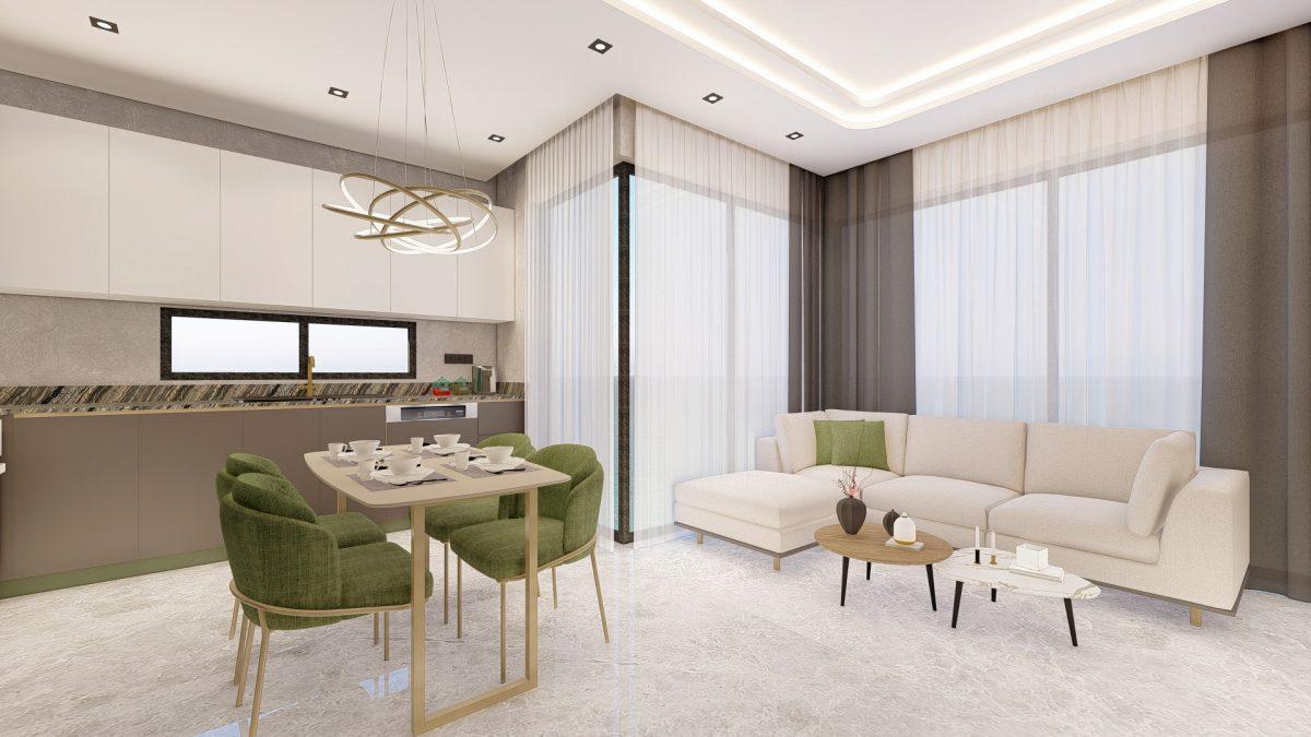 Новые апартаменты в люксовом комплексе в Кестеле - Фото 58