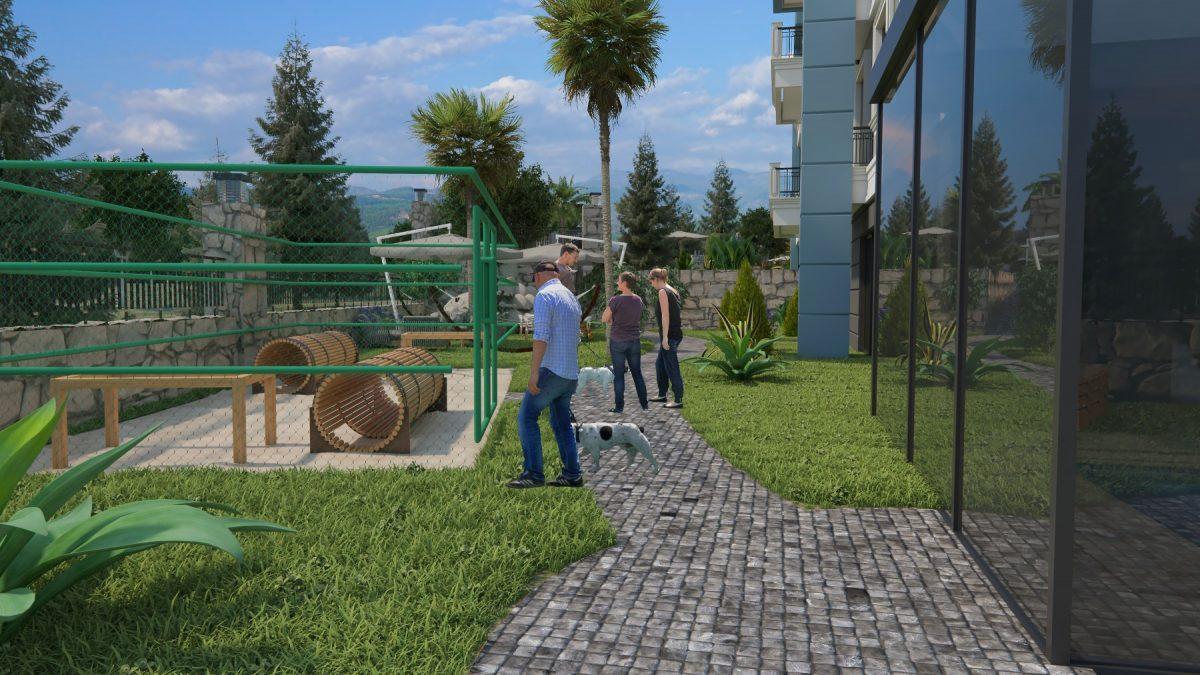 Инвестиционный проект в Демирташ для семей с домашними животными - Фото 10
